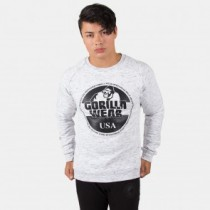 Bloomington Crewneck Sweatshirt mixed gray