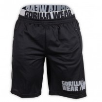 California Mesh Shorts Black/Grey