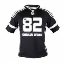 GW Athlete T-Shirt Black/White