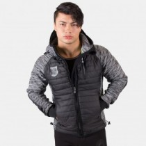 Paxville Jacket black gray
