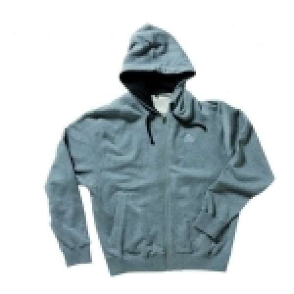 Classic Hooded Jacket Γκρί