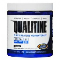 Creatine Powder Qualitine300gr Gaspari-μη διαθεσιμο