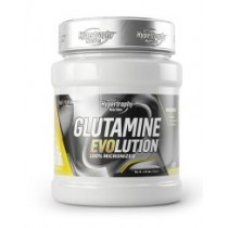 Glutamine Evolution Turbo 500gr hyper trophy