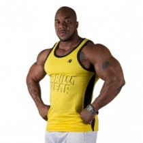 Stretch Tank Top Yellow