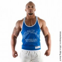 Stringer Tank top blue