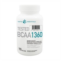 Tested Bcaa 1360 240caps