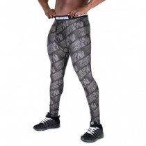 San Jose Men's Tights - Black/Gray