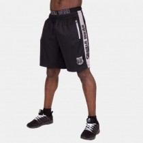 Shelby Shorts - Black/Gray